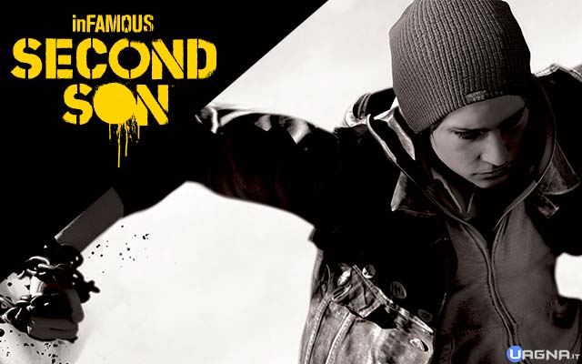 infamous second-son