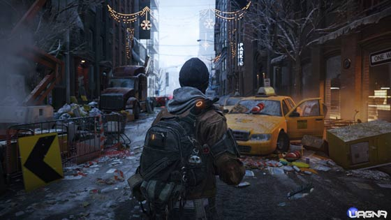 agente the division a New York