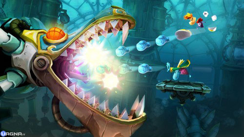 "Rayman Legends - Recensione ""2"""