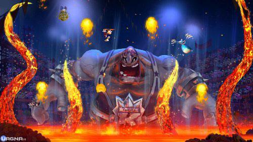Rayman Legends - Recensione