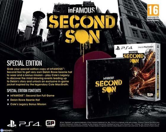 InFamous: Second Son - La Special Edition