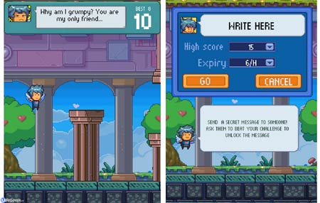 "Ecco le alternative a Flappy Bird ""3"""