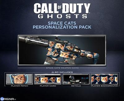 """Call of Duty Ghosts - I nuovi pacchetti personalizzazione """"2"""""""