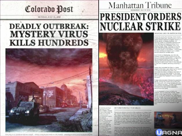 giornale nighfall
