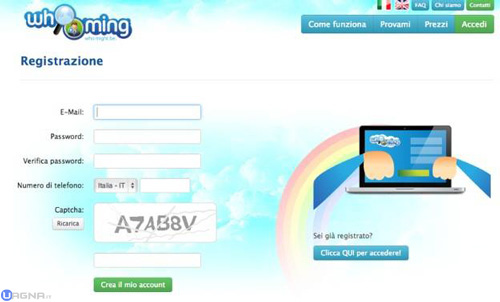 Come scoprire gratis il numero anonimo o privato di chi ti chiama grazie a Whooming!