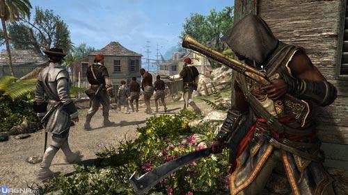 Assassin's Creed: Grido di Libertà diventa un videogioco