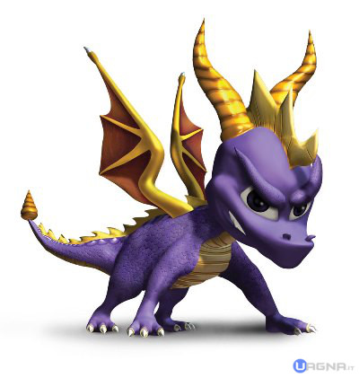 Spyro The Dragon character