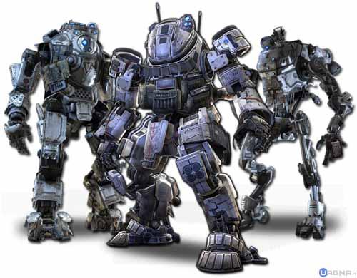 Atlas-Ogre-e-Stryder-Titanfall