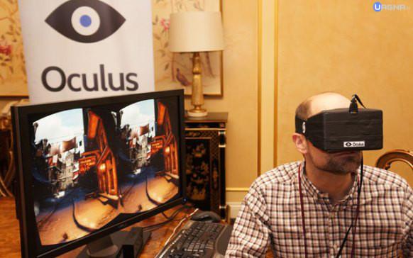 Oculus Rift Facebook acquisto