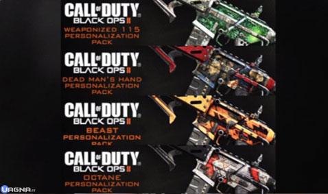 Nuove skin e mimetiche per Call of Duty: Ghosts e Black Ops 2