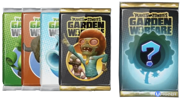 figurine plants vs zombies