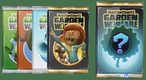 figurine plants vs zombies