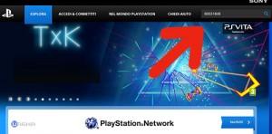 inserire-codice-sito-playstation