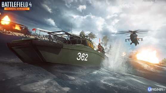 Battlefield 4 Naval Strike 1