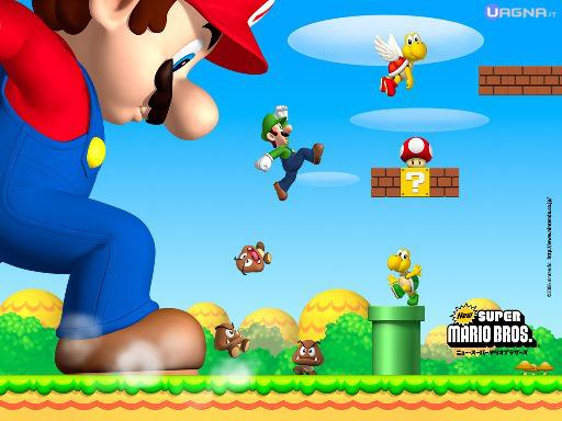 Mew Super Mario Bros.