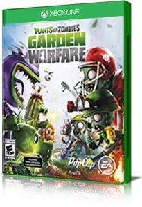 plants vs zombies garden