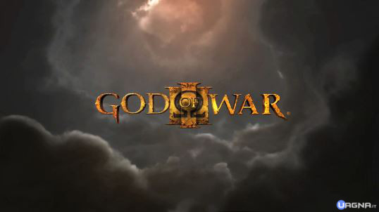Il logo di God of War III