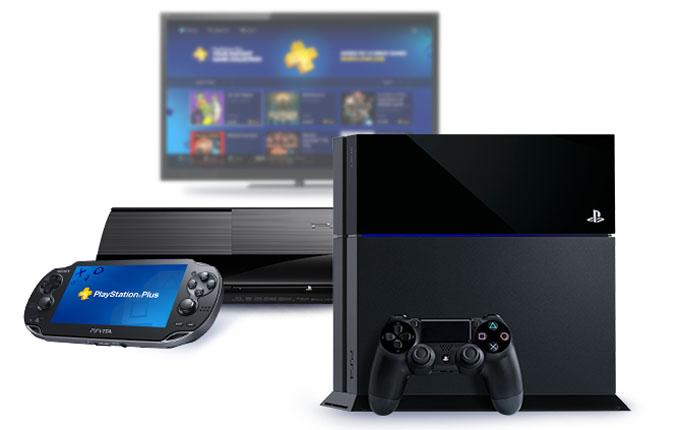 Sony-Consoles