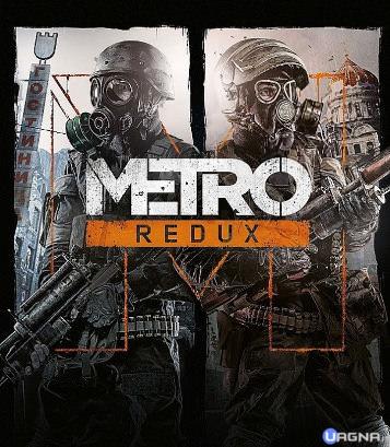 Metro Redux cop
