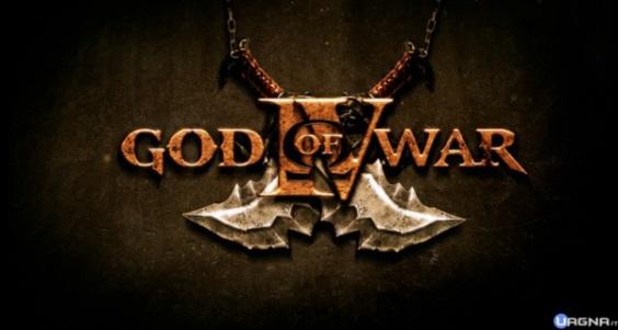 god of war 4 ps4 logo