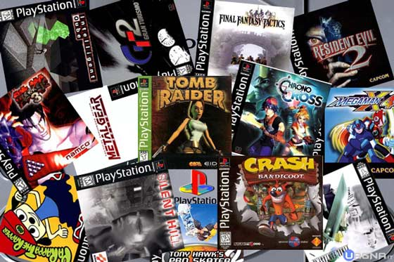 PlayStation-games