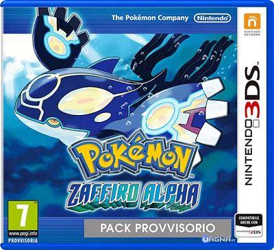 Pokemon Zaffiro Alpha