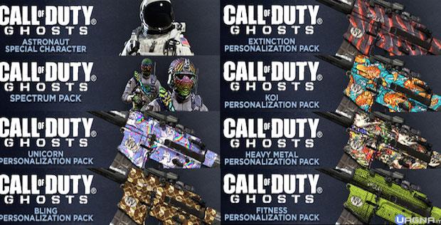 personalizazzione-cod-ghosts-pack
