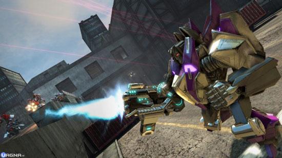 Transformers : Rise of the Dark Spark - La modalità Escalation