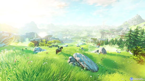 The Legend Of Zelda 2015 Wii U