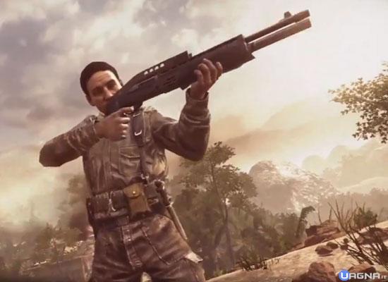 Manuel Noriega - Black Ops 2