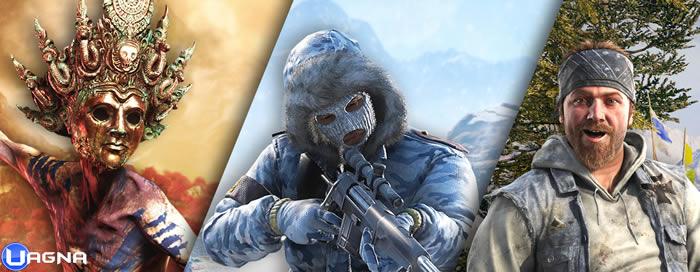 Far Cry 4 Modalità di gioco