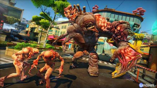 sunset overdrive mostri
