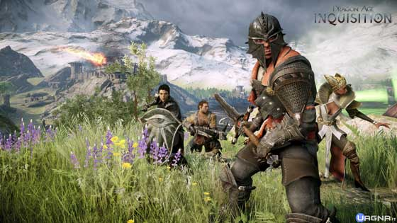 Dragon Age Inquisition Multiplayer Co-op