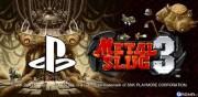 Metal Slug 3 in arrivo sulle console Sony