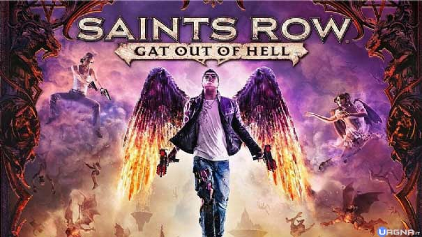saints row gat hell