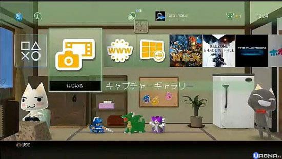 PlayStation 4 Temi