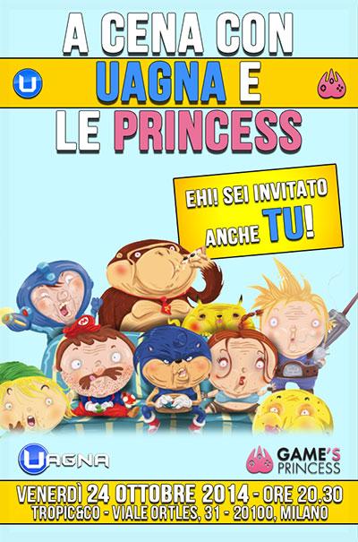 Princess&Uagna