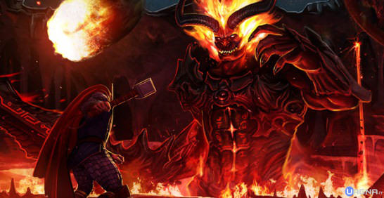 Thor-vs-Surtur-God-of-Thunder-Marvel-Game_mini_mini