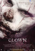 clown locandina