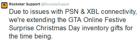 Rockstar Games - GTA Online Festive Surprise esteso