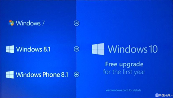Windows 10 - Upgrade gratuito