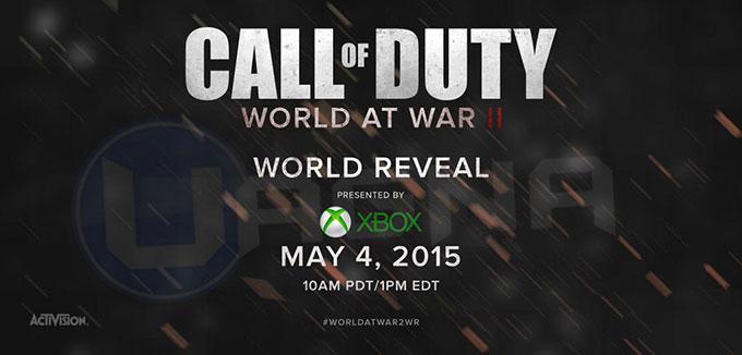 copertina call of duty World at war II