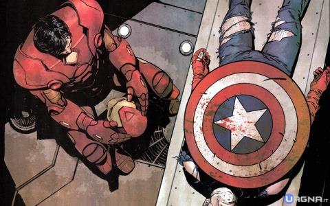 iron-man-fumetti-capitan-america-morte
