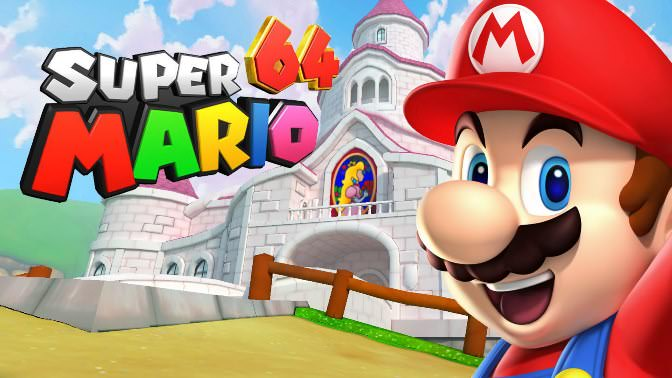 super-mario64-remake