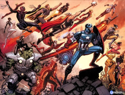 captain america_ infinity