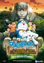 doraemon le avventure di nobita e dei cinque esploratori