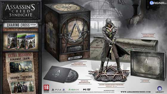 Assassin's Creed Syndicate Charing Cross Special Edition