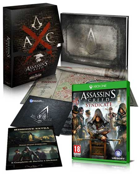 Assassin's Creed Syndicate Rooks Special Edition