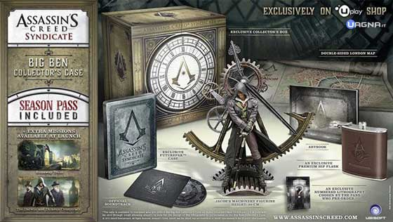 Assassin's Creed Syndicate Big Ben Special Edition