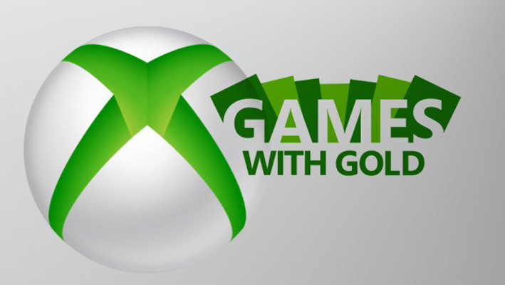 Games With Gold Xbox Live Vetrina